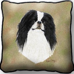 Japanese Chin Pillow, Made in the USA