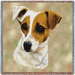 Jack Russell Throw