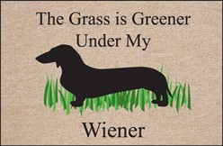 Grass is Greener Mat