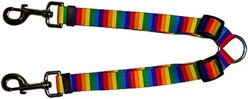Rainbow Stripes Coupler