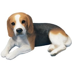 Beagle Sandicast Original Figurine