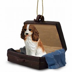Cavalier King Charles Traveling Companion Ornament
