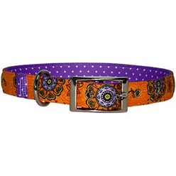 Uptown Folk Flowers Buckle Collar