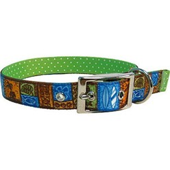Uptown Tiki Buckle Collar