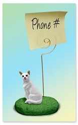 Oriental Shorthair Cat Memo Holder