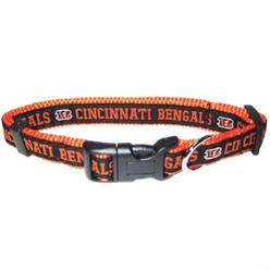Cincinnati Bengals NFL Dog Collar