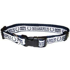 Indianapolis Colts NFL Dog Collar