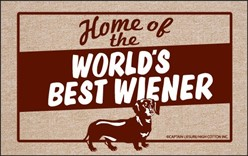 Home of the World's Best Wiener Mat