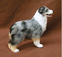 Australian Shepherd Limited Edition Dog Figurine