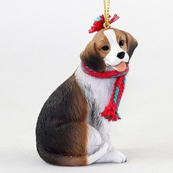 Beagle Original Christmas Ornament