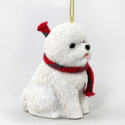 Bichon Original Christmas Ornament