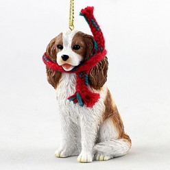 Cavalier King Charles Original Christmas Ornament