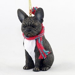 French Bulldog Original Christmas Ornament