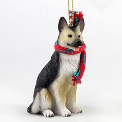 German Shepherd Original Christmas Ornament