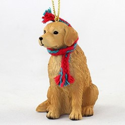Golden Retriever Original Christmas Ornament