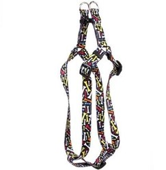 Crazy Bones Step In Harness