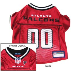 Atlanta Falcons Pet Football Jersey