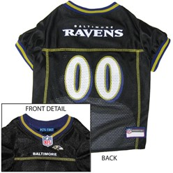Baltimore Ravens Pet Football Jersey