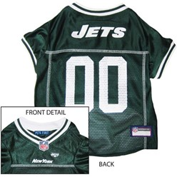 New York Jets Pet Football Jersey