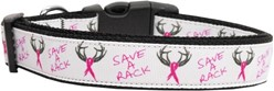 Save a Rack Breast Cancer Awareness Collar