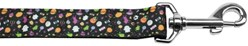 Halloween Confetti Dog Leash