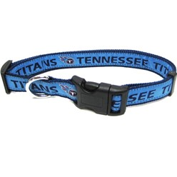 Tennessee Titans NFL Pet Collar