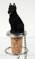 Bouvier Bottle Stopper