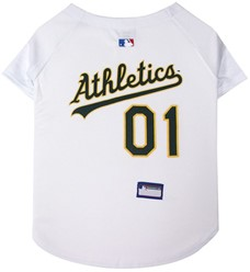 Oakland Athletics Pet MLB Jersey