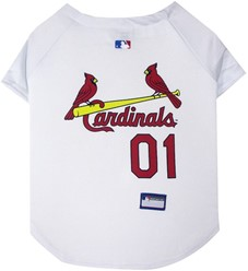St. Louis Cardinals Pet MLB Jersey