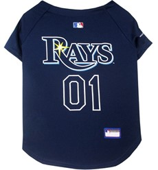 Tampa Bay Rays Pet MLB Jersey