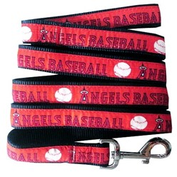 Los Angeles Angels MLB Dog Lead