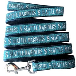Seattle Mariners MLB Dog Lead
