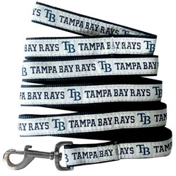 Tampa Bay Rays MLB Dog Lead