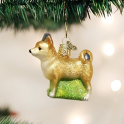 Chihuahua Vintage Dog Christmas ornament