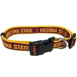 Arizona State Sun Devils NCAA Dog Collar