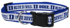 Duke University Blue Devils NCAA Dog Collar