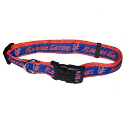 University of Florida Gators NCAA Dog Collar