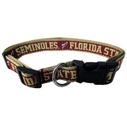 Florida State Seminoles NCAA Dog Collar