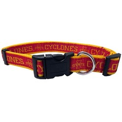 Iowa State Cyclones NCAA Dog Collar