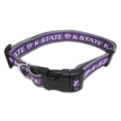 Kansas State Wildcats NCAA Dog Collar