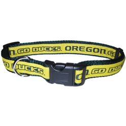 University of Oregon Ducks NCAA Dog Collar