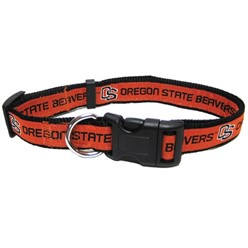 Oregon State Beavers NCAA Dog Collar