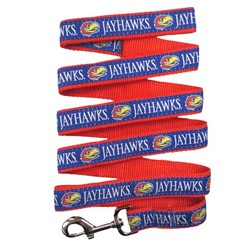 University of Kansas Jayhawks NCAA Dog Leash