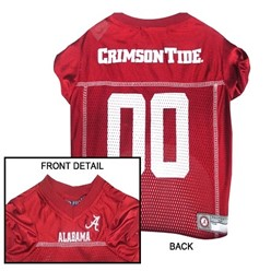 University of Alabama Crimson Tide NCAA Football Jersey