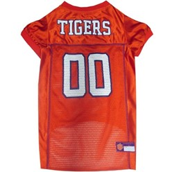 Clemson University Tigers Pet NCAA Football Jersey