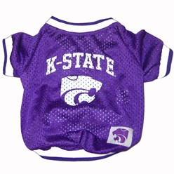 Kansas State Wildcats Pet NCAA Football Jersey