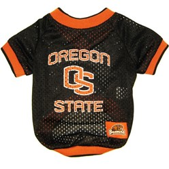 Oregon State Beavers Pet NCAA Football Jersey