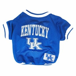 University of Kentucky Wildcats Pet NCAA Football Jersey