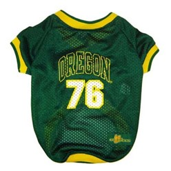 University of Oregon Ducks Pet Football Jersey