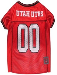 University of Utah Utes Pet Football Jersey